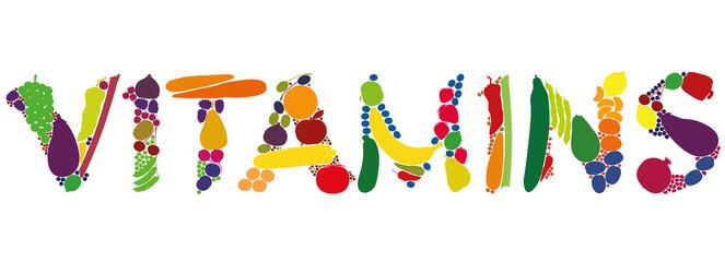 Vitamins Fruits Vegetables