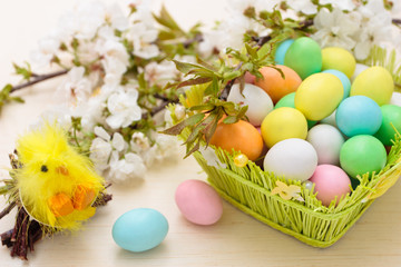 Candies for Easter day.
