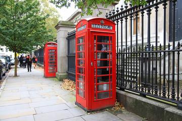 londres cabina de teléfonos roja 0966-f15