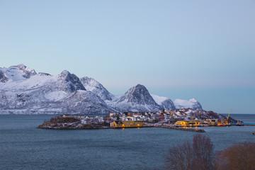 Norway in winter - trip to Senja