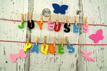 fond joyeuse pâques