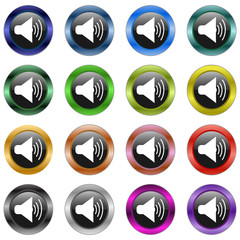 Sound Musik Play Buttons  #150128-04