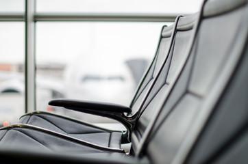 Partenza business in aeroporto