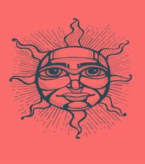 Sun thinking