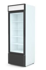 Fridge Drink with glass door