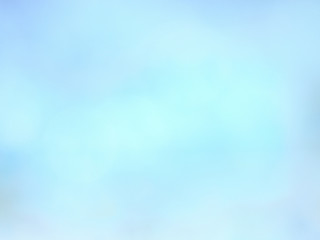 Sky turquoise abstract background