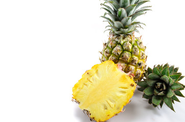 Pineapple And Pieces