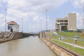 Miraflores Panamal Canal - Panama