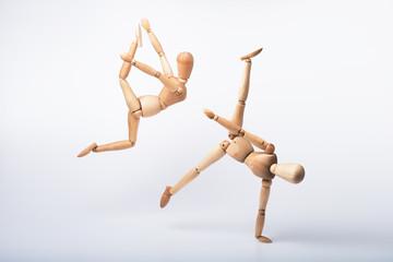 Tänzer, Akrobaten, Show