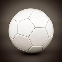 Picture a soccer ball
