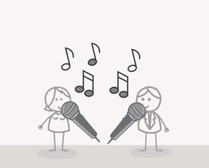 Duet Singer