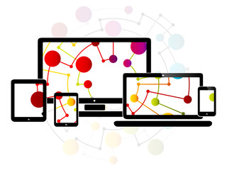 Internet responsive web design