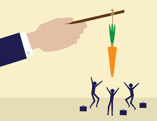 Leadership Carrot