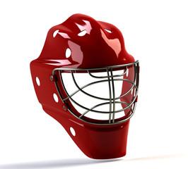 hockey goalie helmet