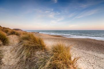 Sand Dunes at hengistbury Head
