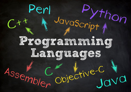Computer Science programming languages