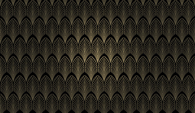 Art Deco Wall
