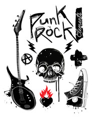 Punk Rock Elements