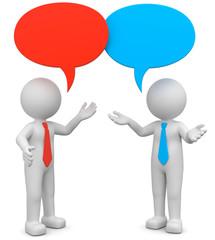 Gespräch Dikussion