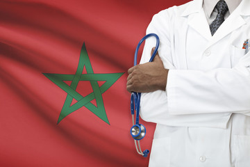 Concept of national healthcare system - Morocco