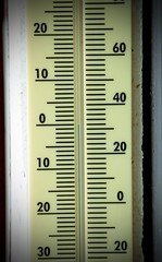 Mercury mark at zero degrees