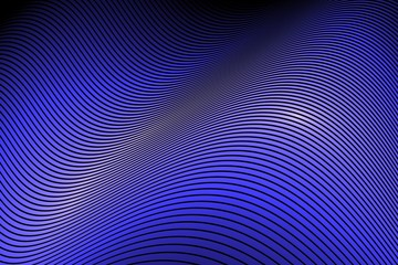 Dark Blue Modern Abstract Background