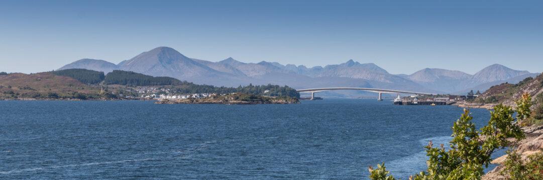 Bridge to the Isle of Skye