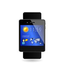 Vector smart watch