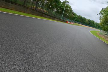 Motorsport Rennstrecke 4