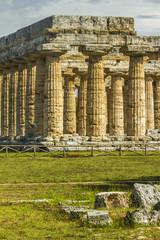 Fototapete - Temple of Paestum - Italy