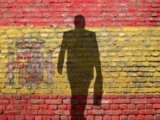 Spain + businessman