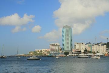 Seaside city, Fort-de-France, Martinique