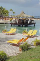 Beach Pointe du Bou. Martinique