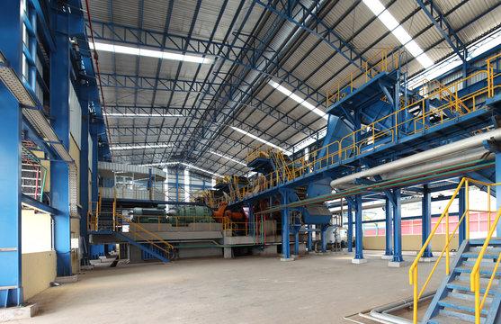 Sugar mill factory