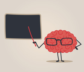 Brain character: Teaching
