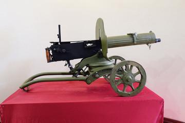 Machine gun, Maxim's system isolated