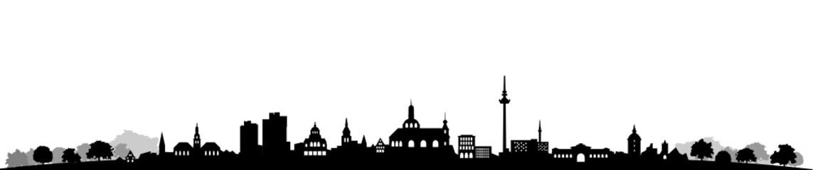 Skyline Mannheim