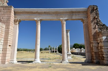Marble Court of Sardis