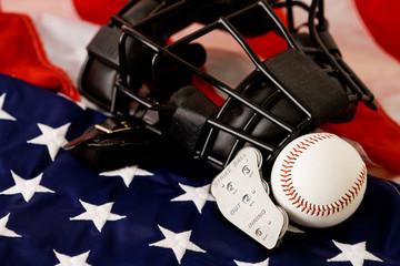 Baseball: Baseball and Umpire Equipment