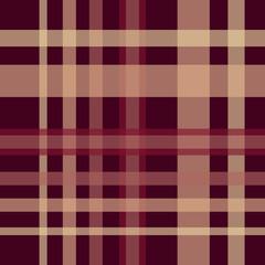 marsala plaid pattern