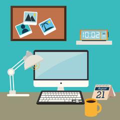 Technology design, vector illustration.
