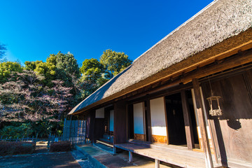 Old Japanese style house