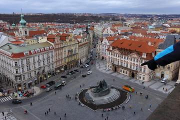 Printed roller blinds Prague Stare Mesto (Old Town), Prague, Czech Republic