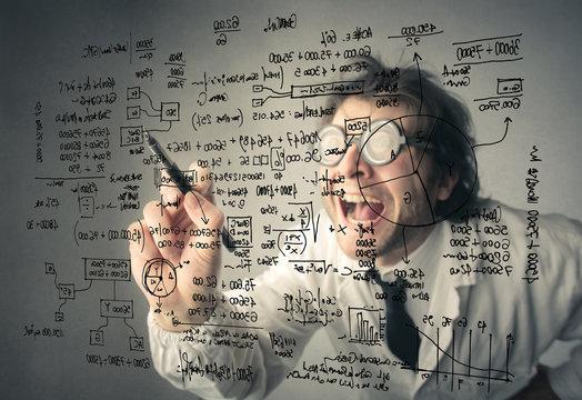 Writing the secret formula