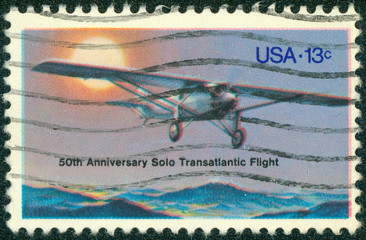 50th Anniversary Solo Transatlantic Flight