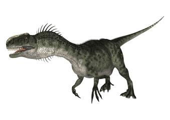 Dinosaur Monolophosaurus