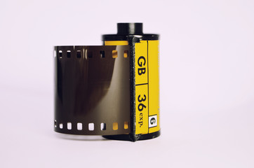 Isolated camera film