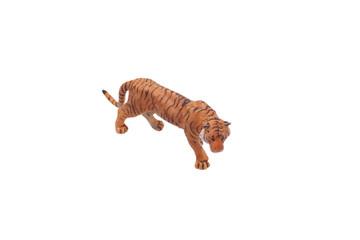 Toy tiger.