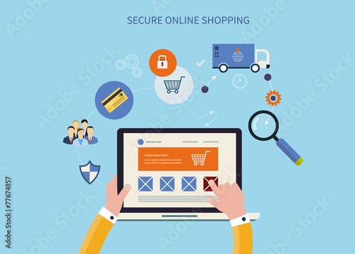 local literature of online shopping Shop online with confi dence benefi ts and drawbacks of online shopping benefi ts drawbacks 5 6 in local stores you can even shop globally without.