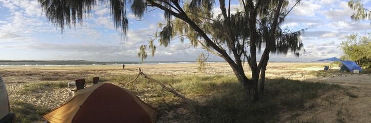 Beach, Fraser Island, Queensland, Australia